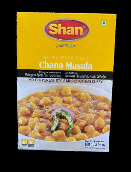 Shan Chana Masala - 100gms