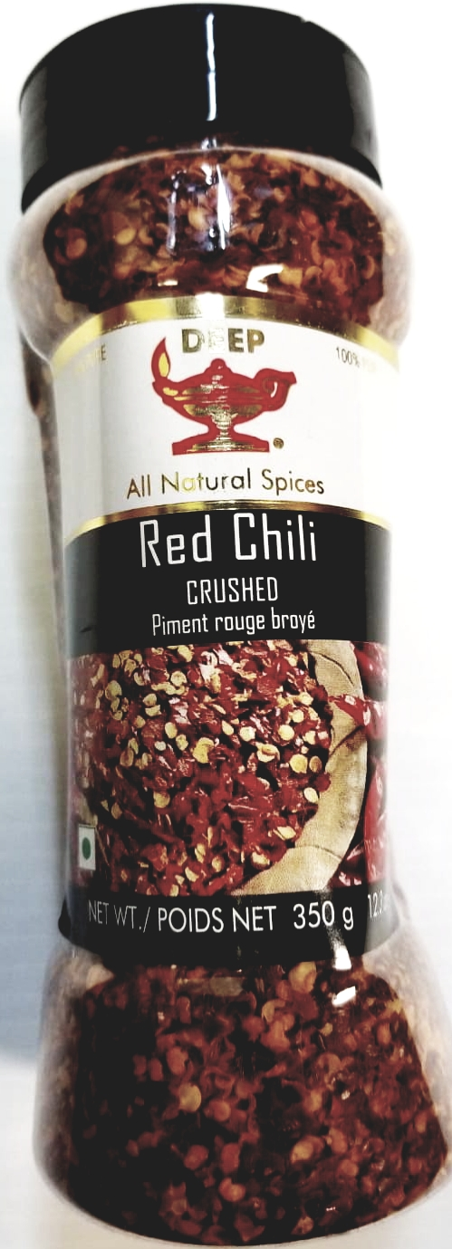Red chili crushed -  200g
