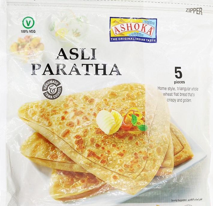 Ashoka Asli Paratha 1200 gms -15 pcs