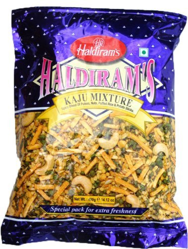 Haldirams Kaju Mixture - 14 oz