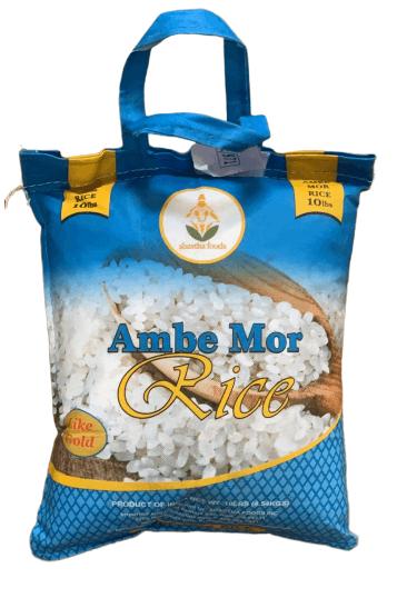 Shastha Ambe Mor Jeera Rice - 10 lb
