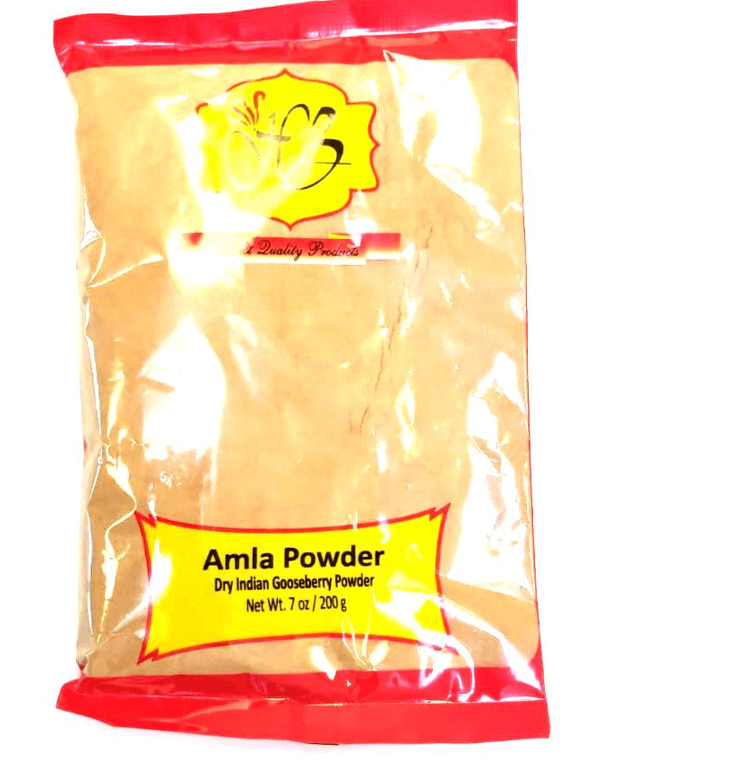 Amla Powder - 200 gms