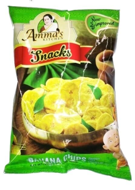 Ammas Kitchen banana/plantain chips - 2 lb