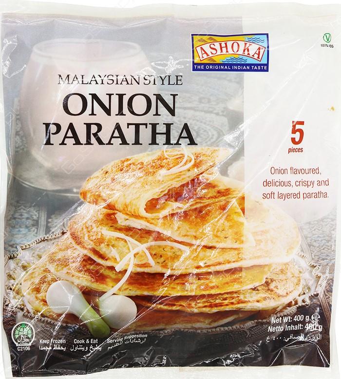 Ashoka Asli Plain Paratha - 400 gm