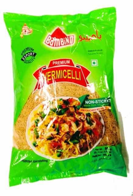 Bambino Plain Vermicelli - 12.35 oz