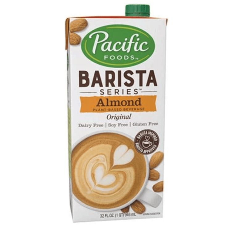 Barista Pacific Almond Milk 32 Fl Oz