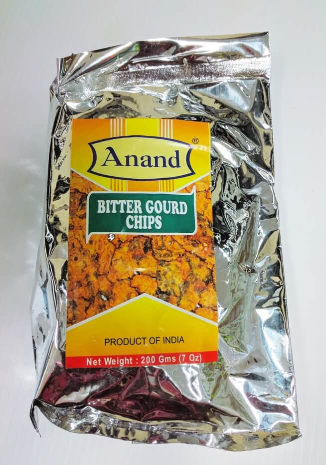 Anand Bitter gourd Chips - 200 g