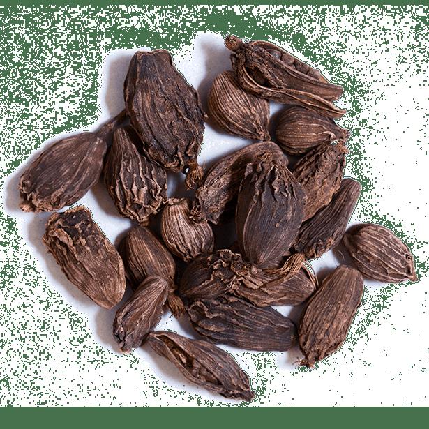 Siva black cardamom - 7 oz
