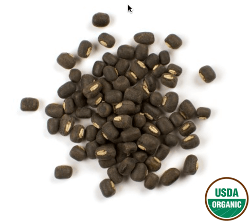 Shah Organic Urad Whole (Black) - 2 LB