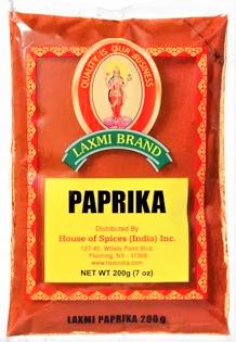 Laxmi Paprika Powder 7 Oz