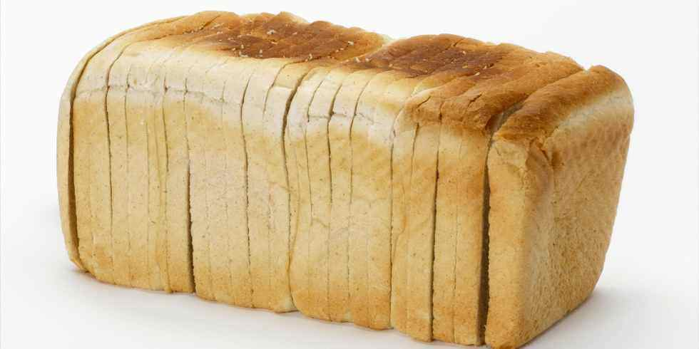 Busy Baker Enriched White bread 16 oz