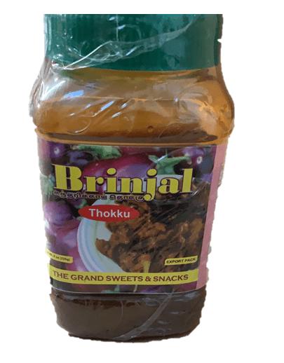 Grand Sweets Brinjal Thaokku