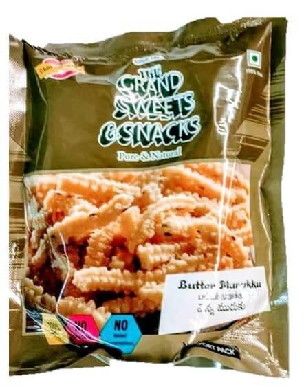 Grand Sweets Butter Murrukku - 170g