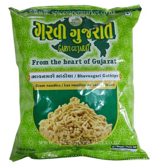 Garvi Gujarat Bhavnagari Gathiya 285 GM