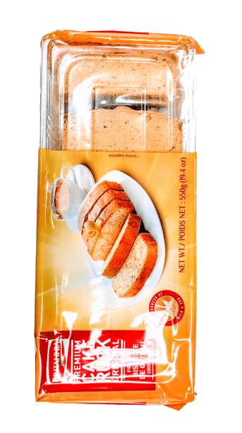 Britannia Premium cake rusk  - 550 gm