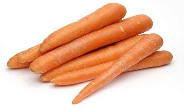 Fresh Jumbo Carrots - 2 lb