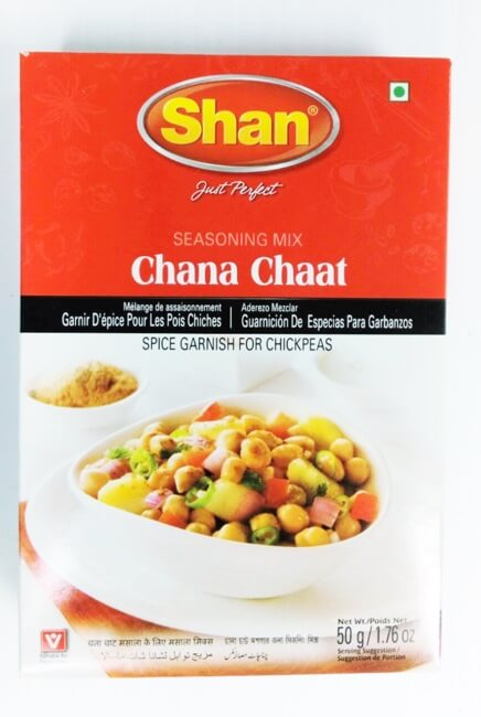 Shan Channa Chaat Masala 60G