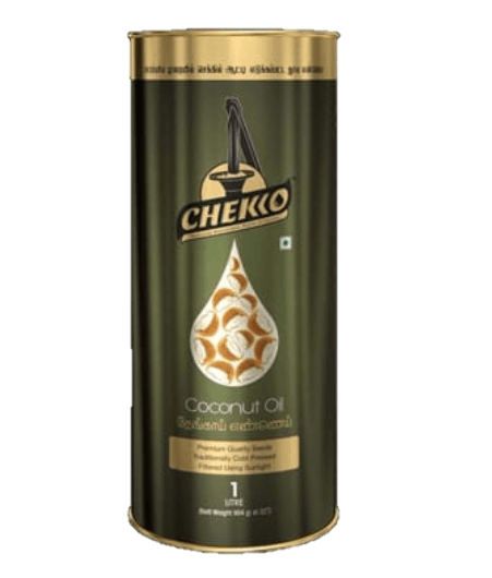 Chekko wood pressed coconut oil 1 ltr
