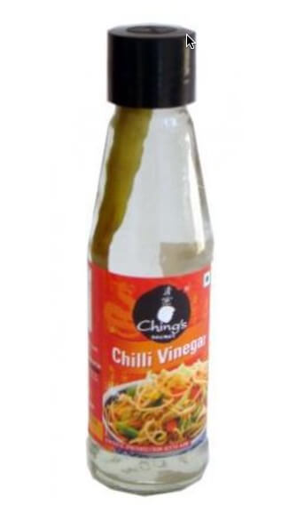 Chings Chilli Vinegar Sauce 170 ml