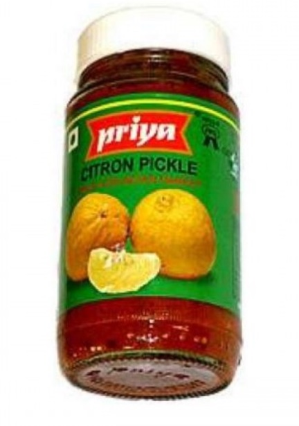 Priya Citron Pickle - 300g