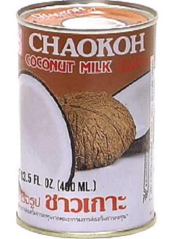 Chaokoh Coconut Milk - 13.5 Oz