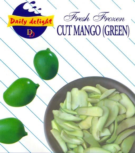 Daily Delight Cut Mango Green 14.10 oz