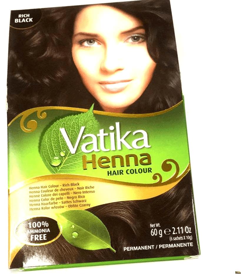 Shoperies Com Dabur Vatika Henna Hair Colour 60 Gms Get Fresh