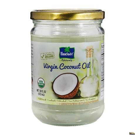 Shoperies Com Parachute Organic Coconut Oil 473 Ml Get