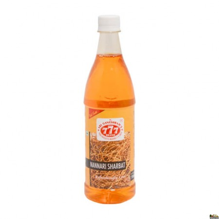 777 Nannari Sharbat - 750 Ml