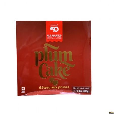 Kr Bakes Plum Cake - 800 Gm