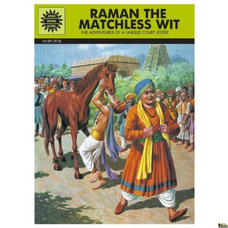 Raman The Matchless Wit