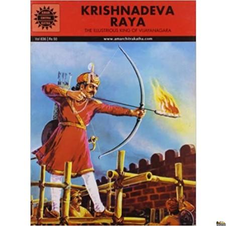 Krishna Deva Raya