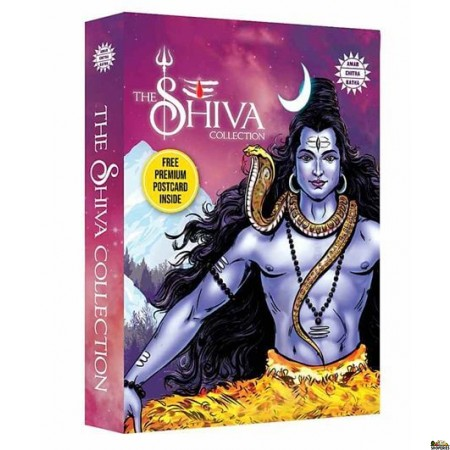 The Shiva Collection - 10 Stories