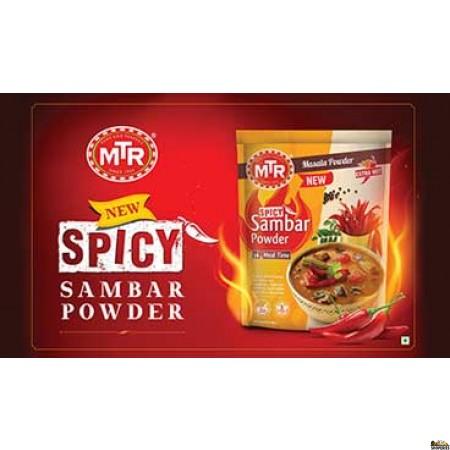 MTR Spicy Sambar Powder - 100g