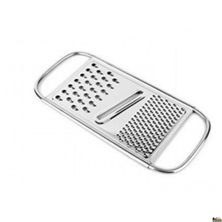 Stainless Steel 3 Use Grater