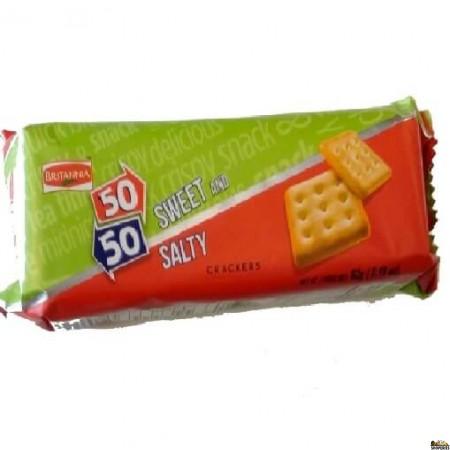 Britannia 50 50 - 2.2 oz