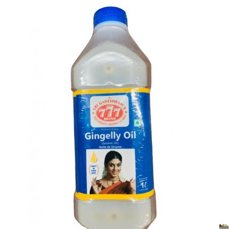 777 Gingelly Oil - 1 Ltr