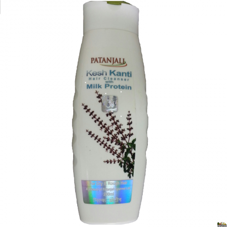 Patanjali Kesh Kanti Milk protein hair Cleanser 200ml