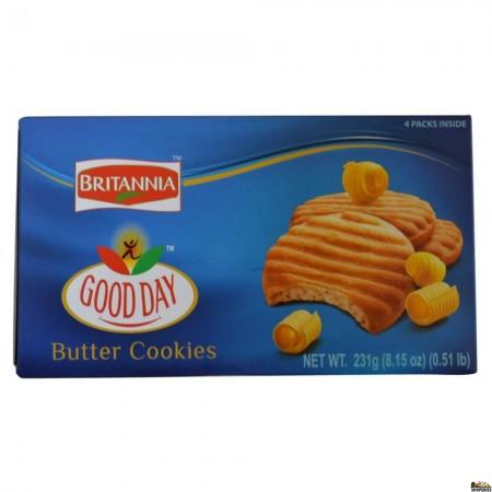 Britannia Good Day Butter Biscuits - 231g