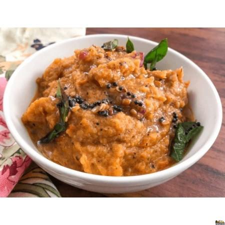 Adyar Kitchen Red Onion Chutney - 24 Oz