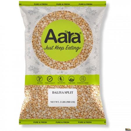 Shiva / Aara Dalia Split / Roasted Split Chick Peas - 2 Lb