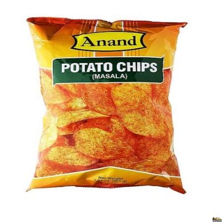 Anand Potato Chips (masala) - 200 Gm