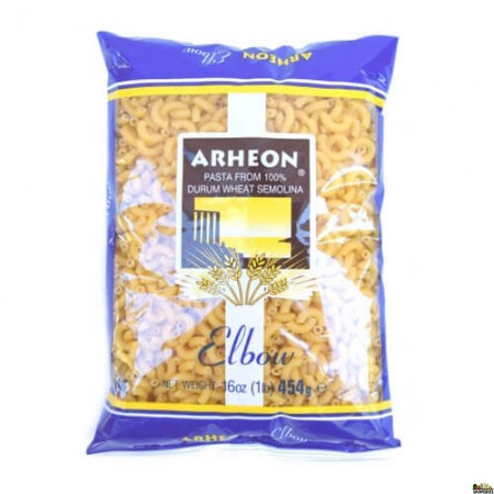 Arheon Elbow Pasta - 454 Gm