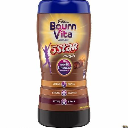 Bournvita 5-star Magic - 500 Gm