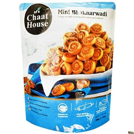 SFS Chaat House Mini Bakarwadi - 200 Gm