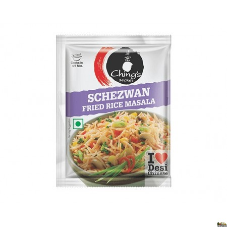Chings MM Schezwan Fried Rice - 20 Gm (pack Of 5)