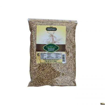 Crescent Pearled Barley - 24 Oz