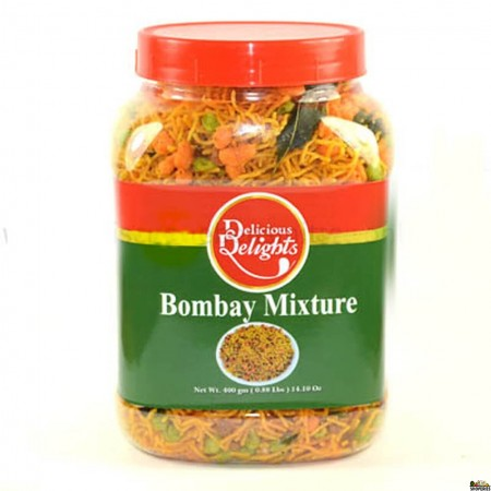 Delicious Delight Bombay Mixture - 400 Gm