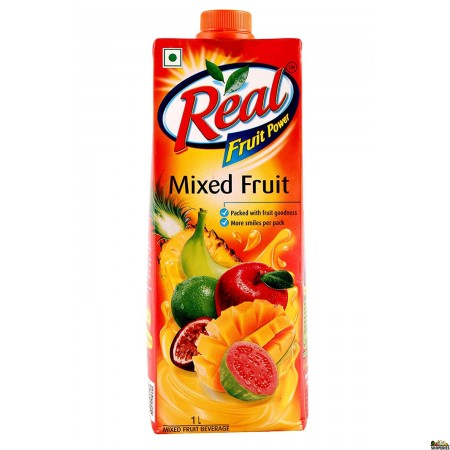 Dabur Real Mixed Fruit Juice - 1 L