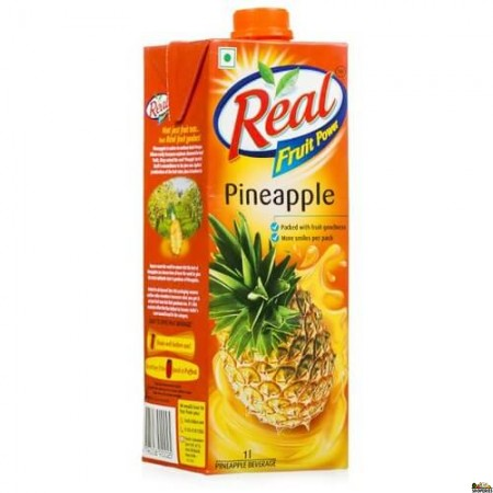 Dabur Real Pineapple Juice - 1 L